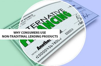 Why Consumers Use Nontraditional Lending Products