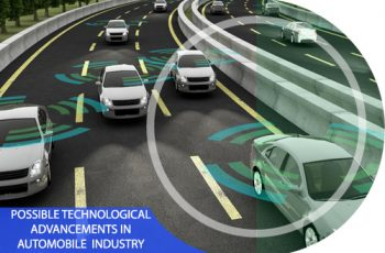 Possible Technological Advancements In Automobile Industry