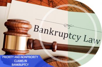Priority and Nonpriority Claims in Bankruptcy